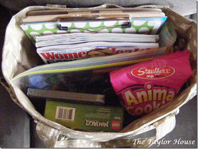 Mom's travel Bag