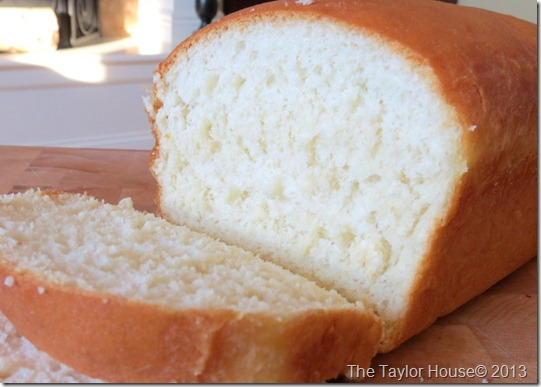 Easy and delicious Homemade Honey White Bread recipe