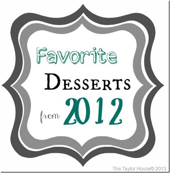 favdeserts2 thumb Favorite Desserts from 2012