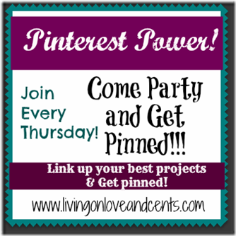 pinterestparty thumb Pinterest Power Party {#1}