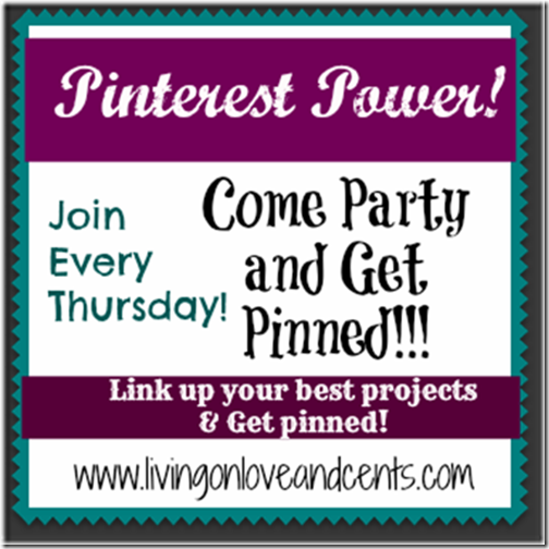pinterestparty thumb1 thumb Pinterest Power Party {#2}
