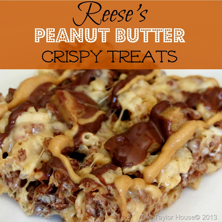 Do you love Reese's Peanut Butter Cups? Then I have a recipe for you ...