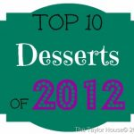 top10desserts 150x150 Lemon Brownies