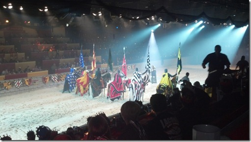 Medieval Time Dinner and Tournament in Orlando