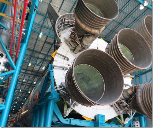 Nasa Kennedy Space Center in Florida, great vacation ideas