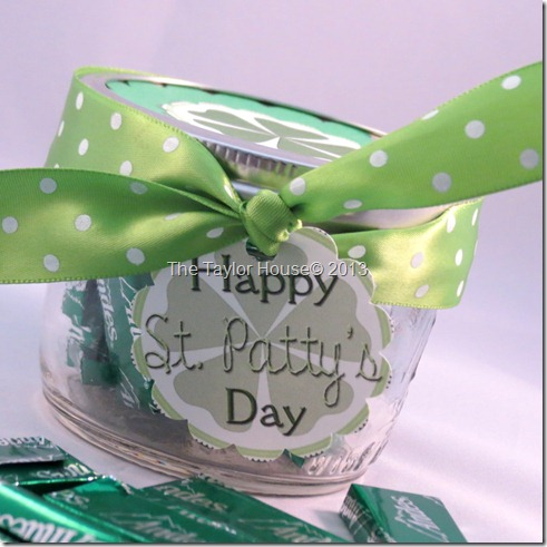 St. Patrick's Day Teacher Gift Idea