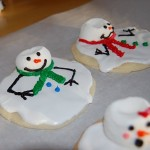 Melted%252BSnowman%252BCookies 150x150 Peppermint Meringue Cookies