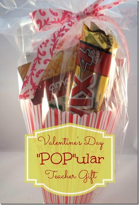 "Popularteacher thumb ""POP"" ular Teacher Valentine Gift"