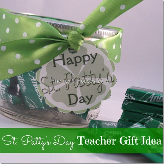 St. Pattys day thumb St. Patricks Day Teacher Gift Idea