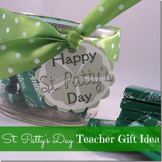 St. Pattys day thumb St. Patricks Day Teacher Gift Idea