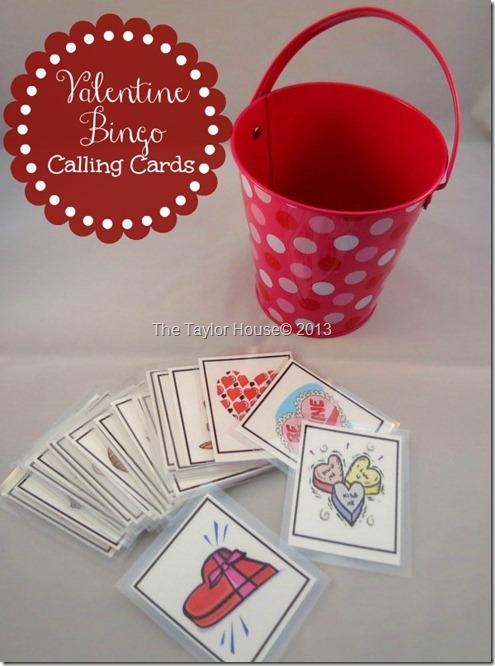 Valentine Bingo 2