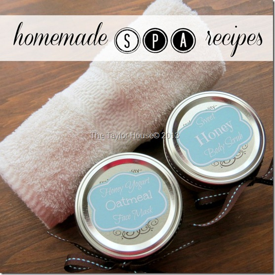 Homemade Spa Recipes & NIVEA Pampering Gift #NIVEAmoments #Cbias