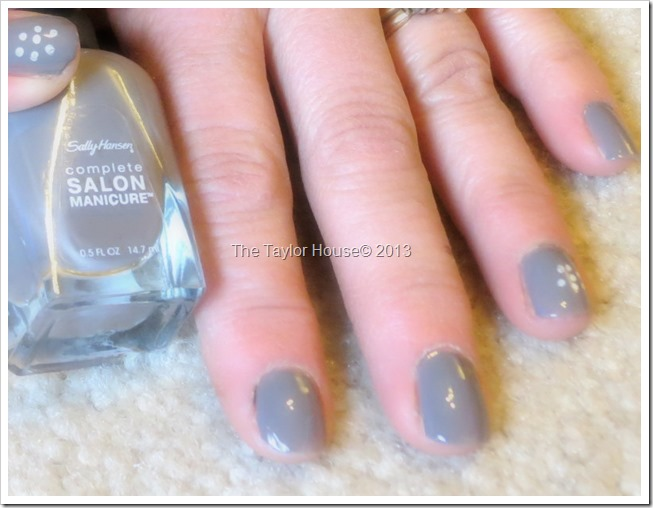 Manicure party with Sally Hansen