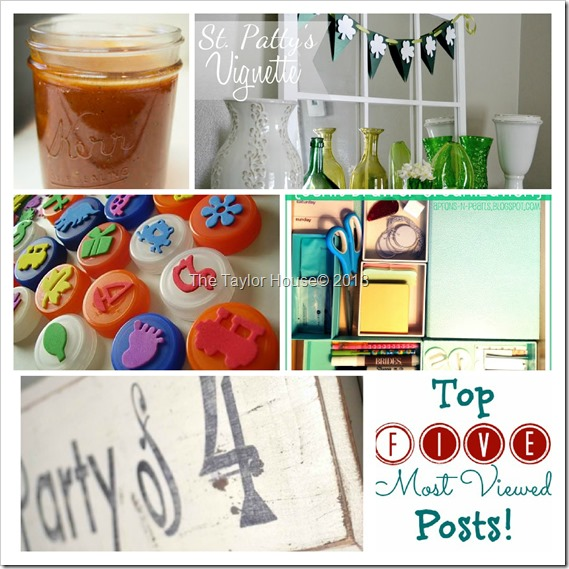 Pinterest Power Party Favorites