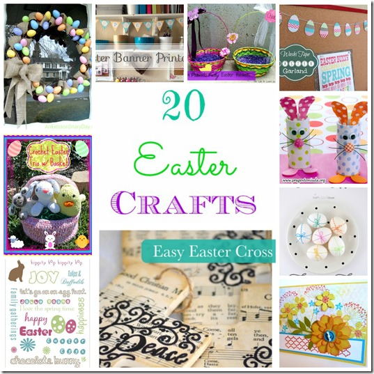 Fun Easter Craft Projects