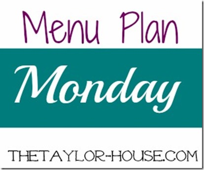 menuplanmonday thumb Monday Menu Plan