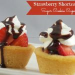 strawberry shortcake sugar cookie1 150x150 Mini Chocolate Pie Bites recipe
