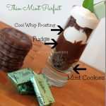 thin mint parfait2 thumb 150x150 Mini Chocolate Pie Bites recipe