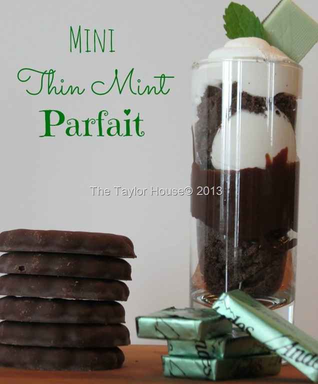 They are very simple to make with layers of minty chocolate goodness ...