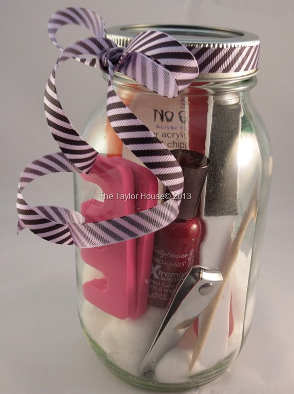 Creating A Fun And Easy Nail Party Favor The Taylor House