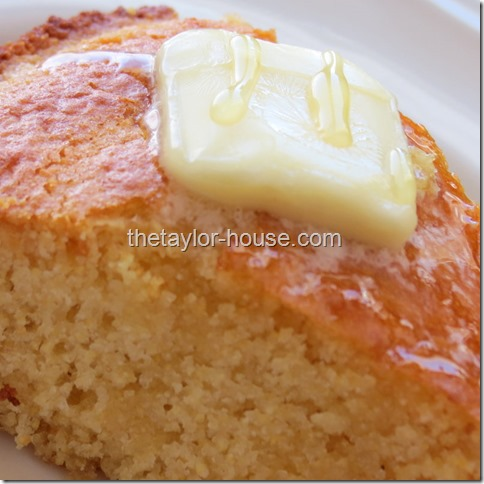 Corn Bread Recipe, Sweet Honey Corn Bread Recipe