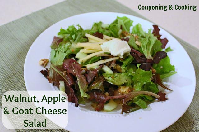 Goat Cheese Salad 0625