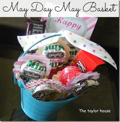 May basket, May Basket, Gift Basket