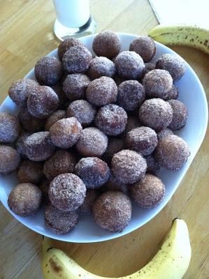 Mini Donut Muffins 2