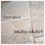 groutcleaner 150x150 Easy DIY Mirror Makeover Idea