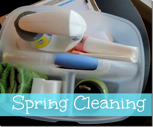 spring cleaning thumb Spring Cleaning Made Easy with Smart Twist
