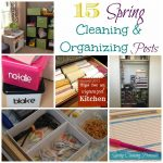 springcleaning 2 150x150 Kitchen Organization tips