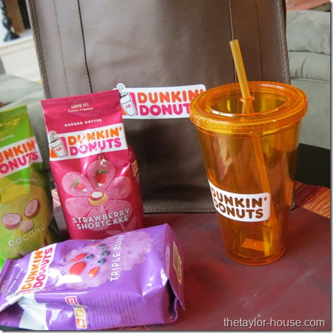 Dunkin Donuts Spring Flavors