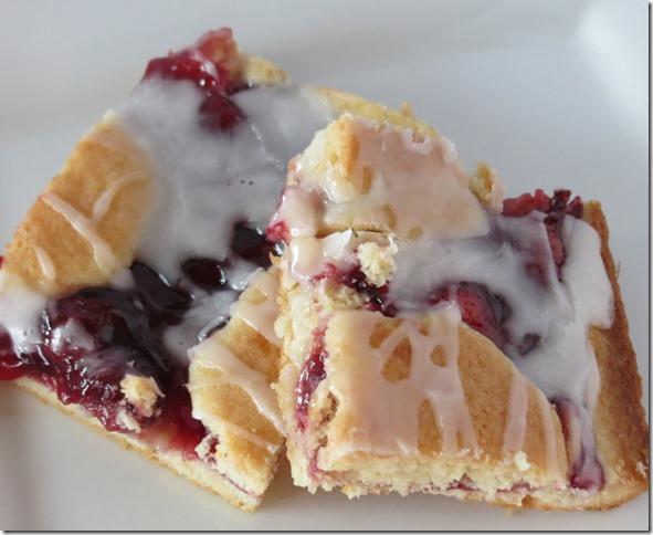 summer desserts, cherry desserts