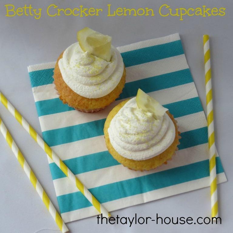Betty Crocker Summer Birthday Cakes The Taylor House - Betty crocker birthday cake