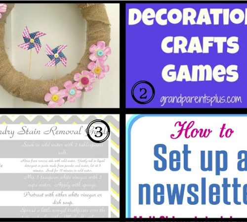 Pinterest Party and Features