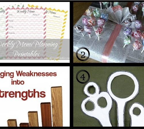 Pinterest Power Party and Features