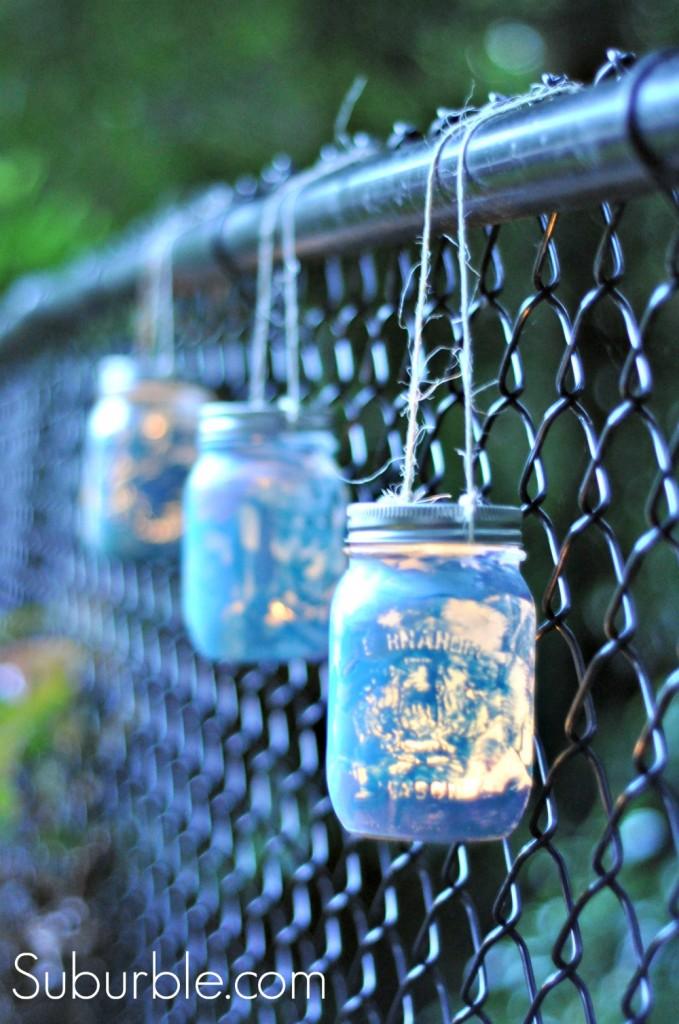 Kids Crafts Mason Jar Lanterns The Taylor House