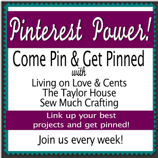 Pinterest Party, Features and a Giveaway!