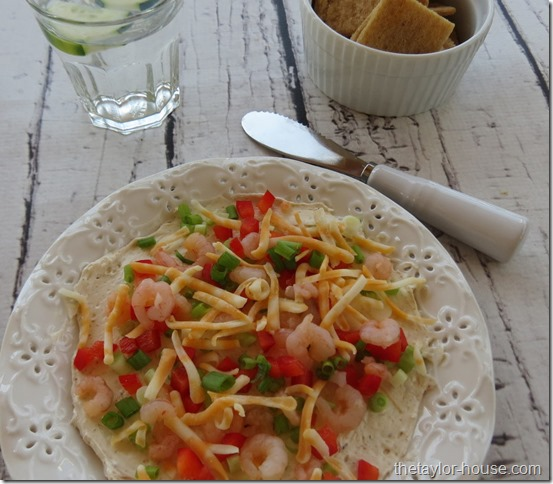 Shrimp Spread, Easy Recipes, Brown Rice Triscuits