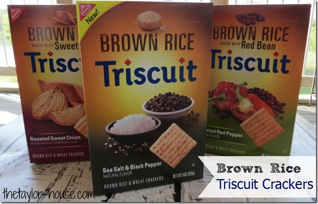 Brown Rice Triscuits, easy recipes