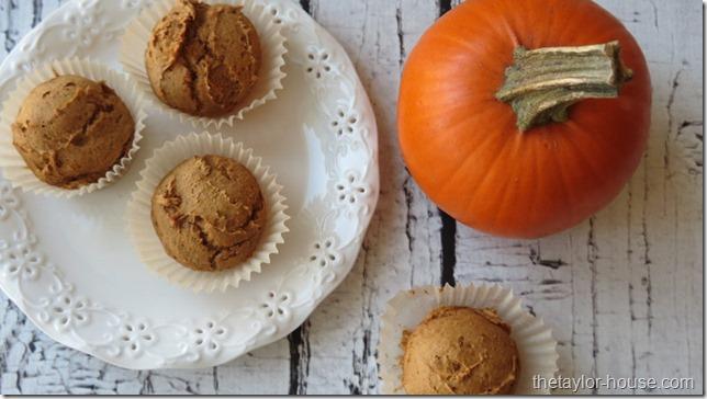 Pumpkin Muffins, Pumpkin Pies
