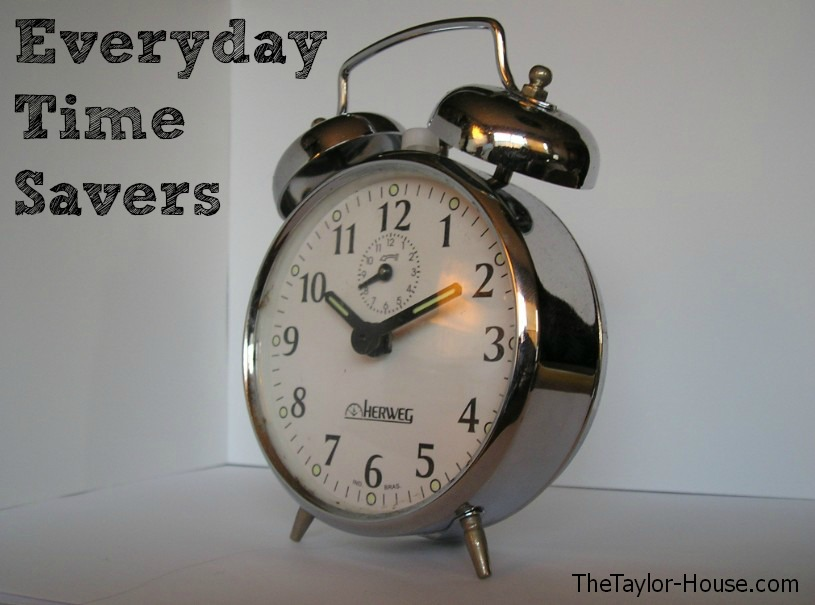 Everyday Time Savers Image