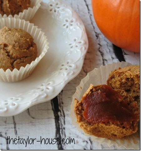 Pumpkin Muffins, Pumpkin Pie