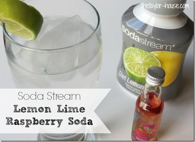 Soda Stream, homemade soda