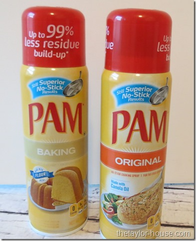 PAM Cooking Spray, Snickerdoodle Cookies