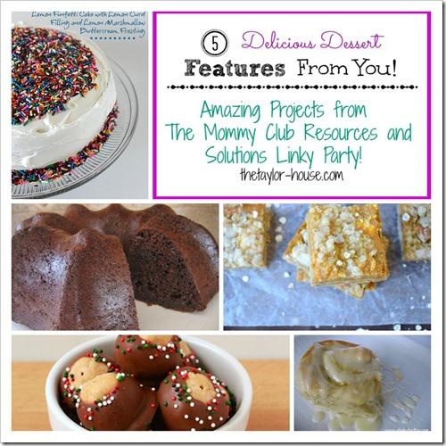 5 Delicious Dessert Recipes