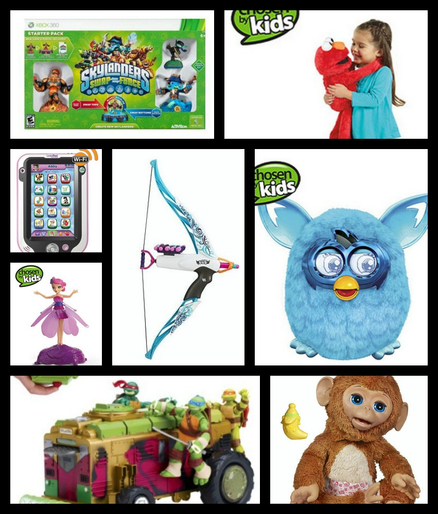 Top Toys 2013