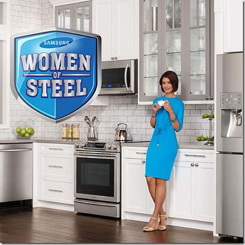 Samsung Women of Steel