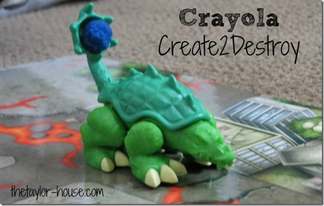 Crayola Create 2 Destroy