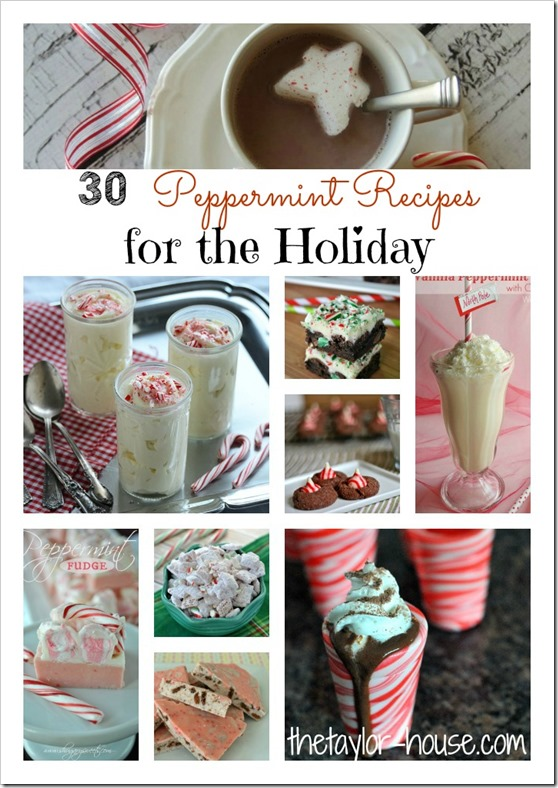 Peppermint Dessert Recipes, Christmas Cookies, Mint Recipes